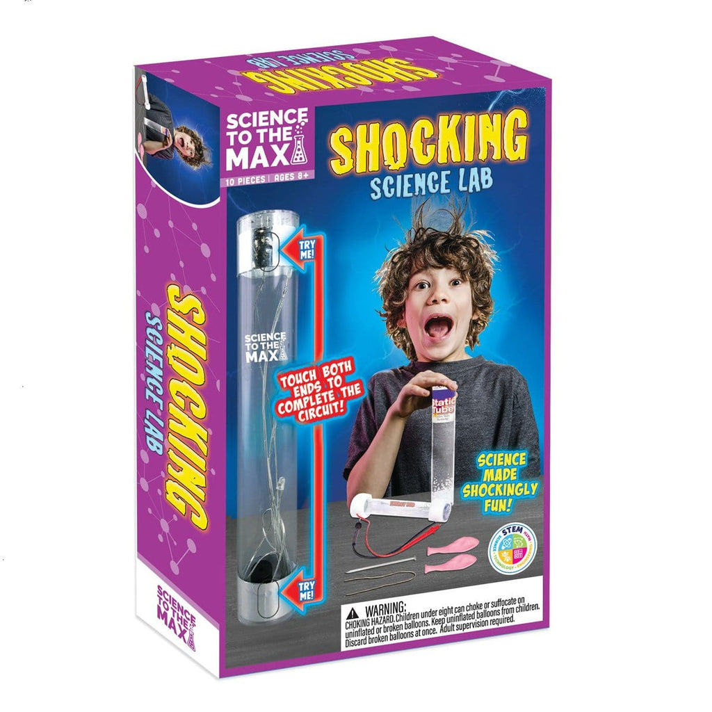 Science To The Max - Shocking Science, [Product Type] - Daves Deals