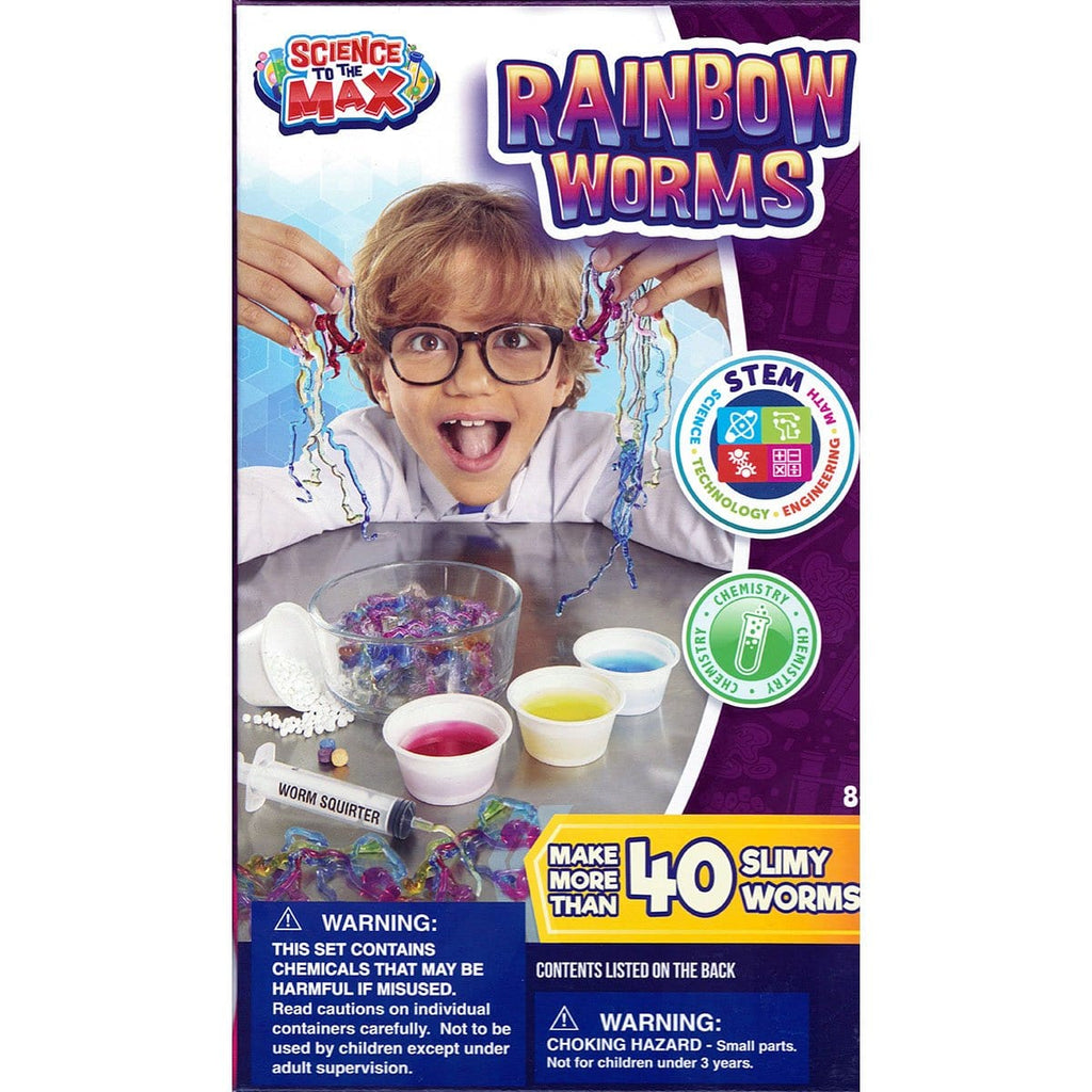 Rainbow Worms - Daves Deals