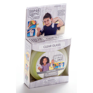 Super Slime Clear Glass