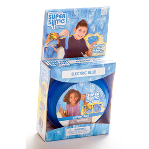 Super Slime Electric Blue - Daves Deals