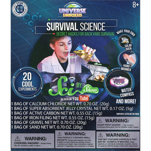SciShow Survival Science, [Product Type] - Daves Deals
