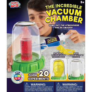 The Incredible Vaccum Chamber - Daves Deals
