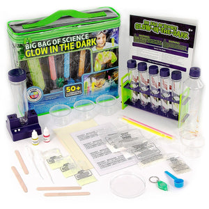 Big Bag Of Glow-in-the-Dark Science, [Product Type] - Daves Deals