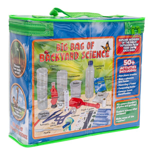 Big Bag Of Backyard Science, [Product Type] - Daves Deals