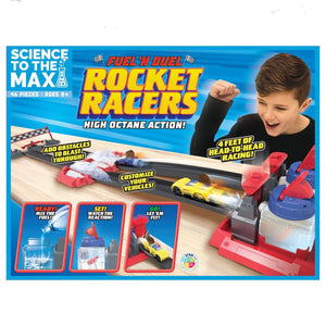 Science To The Max - Dueling Rocket Racers - Daves Deals