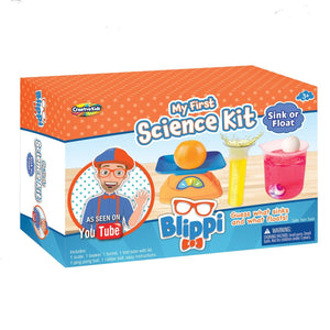 Blippi - My First Science Kit - Sink or Float - Daves Deals