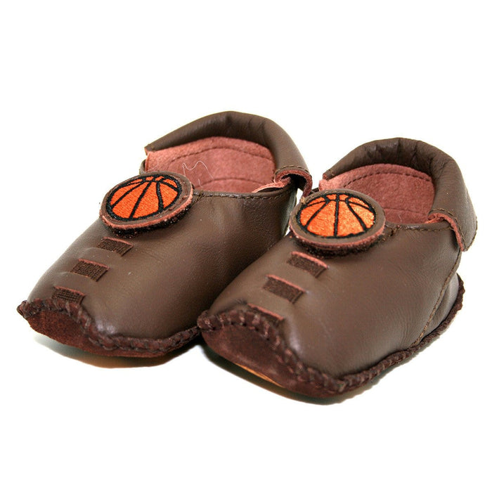Shupeas Basketball Design - Expandable & Adjustable Soft Sole Baby Shoes