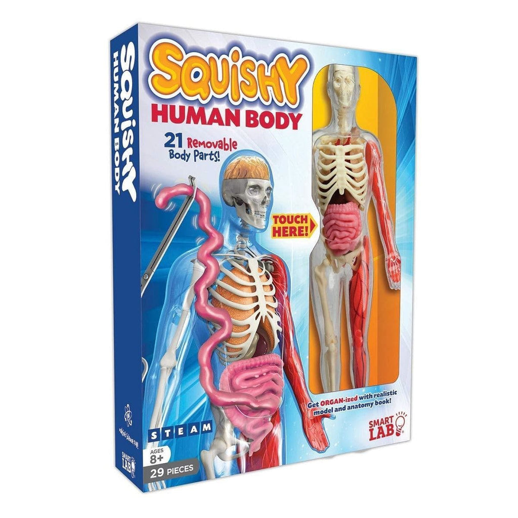 SmartLab Toys Squishy Human Body, [Product Type] - Daves Deals