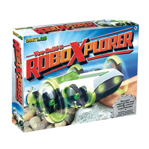 Smart Lab Toys You-Build-it Robo Xplorer, [Product Type] - Daves Deals