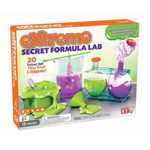 SmartLab Toys Extreme Secret Formula Lab, [Product Type] - Daves Deals