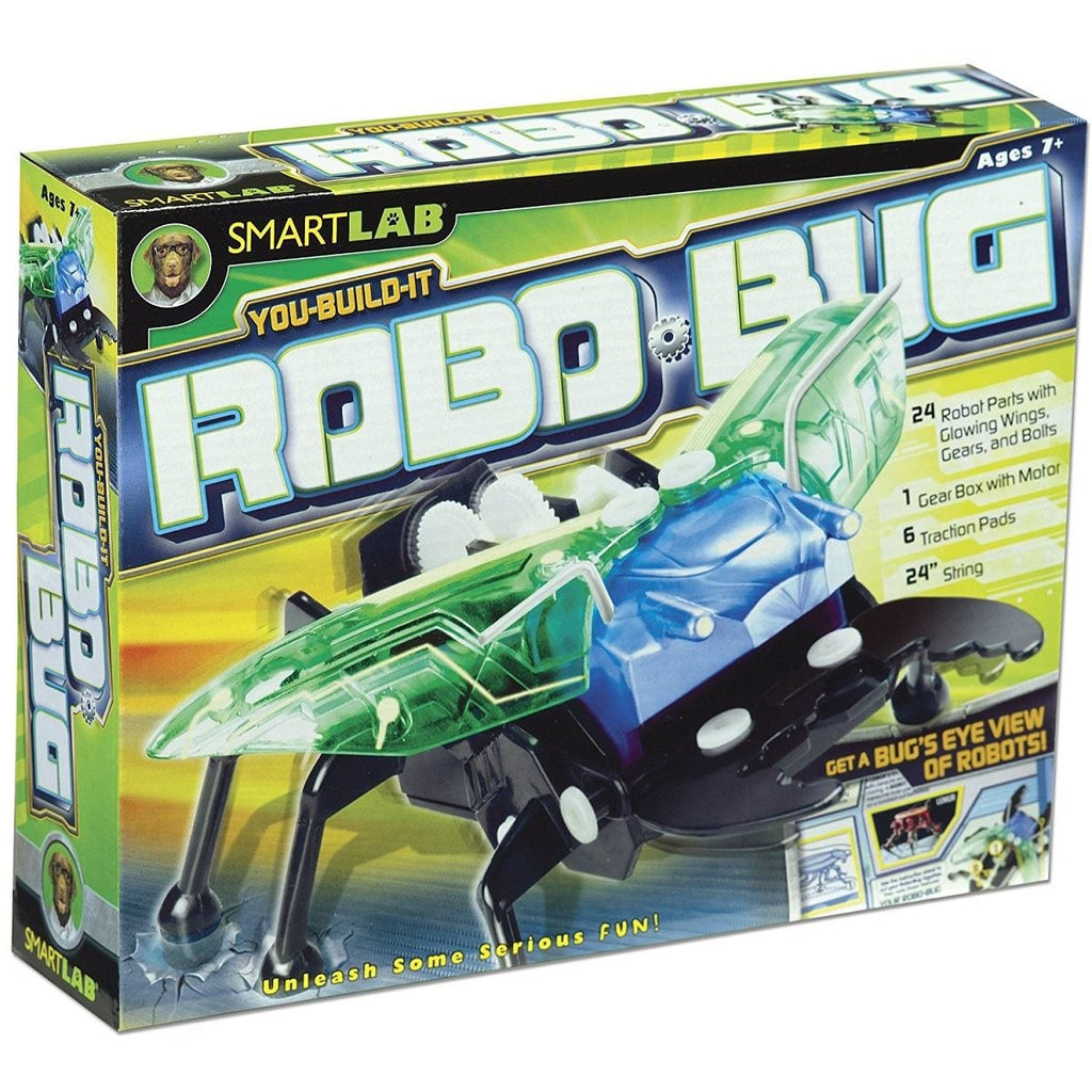 Smart Lab Toys You-Build-It Robo Bug, [Product Type] - Daves Deals