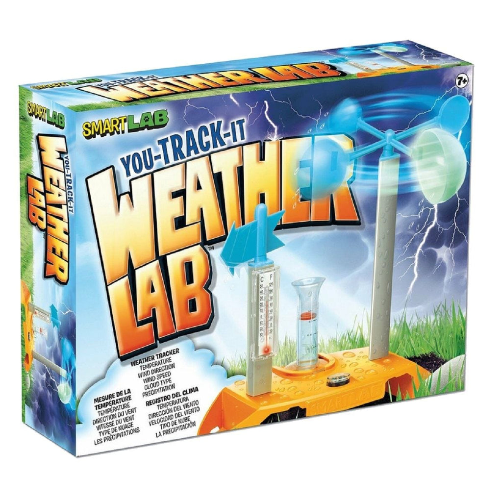 Smart Lab Toys You Track It Weather Lab