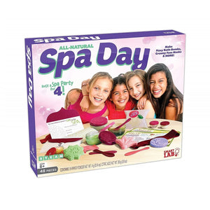 Smart Lab Toys All Natural Spa Day