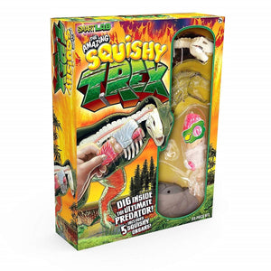 Smart Lab Toys The Amazing Squishy T-Rex