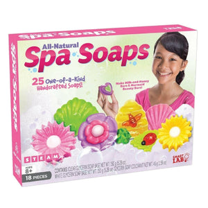Smart Lab Toys All Natural Spa Soaps