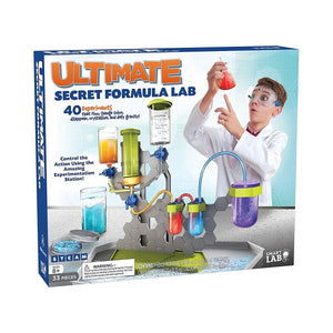 SmartLab Toys Ultimate Secret Formula Lab, [Product Type] - Daves Deals