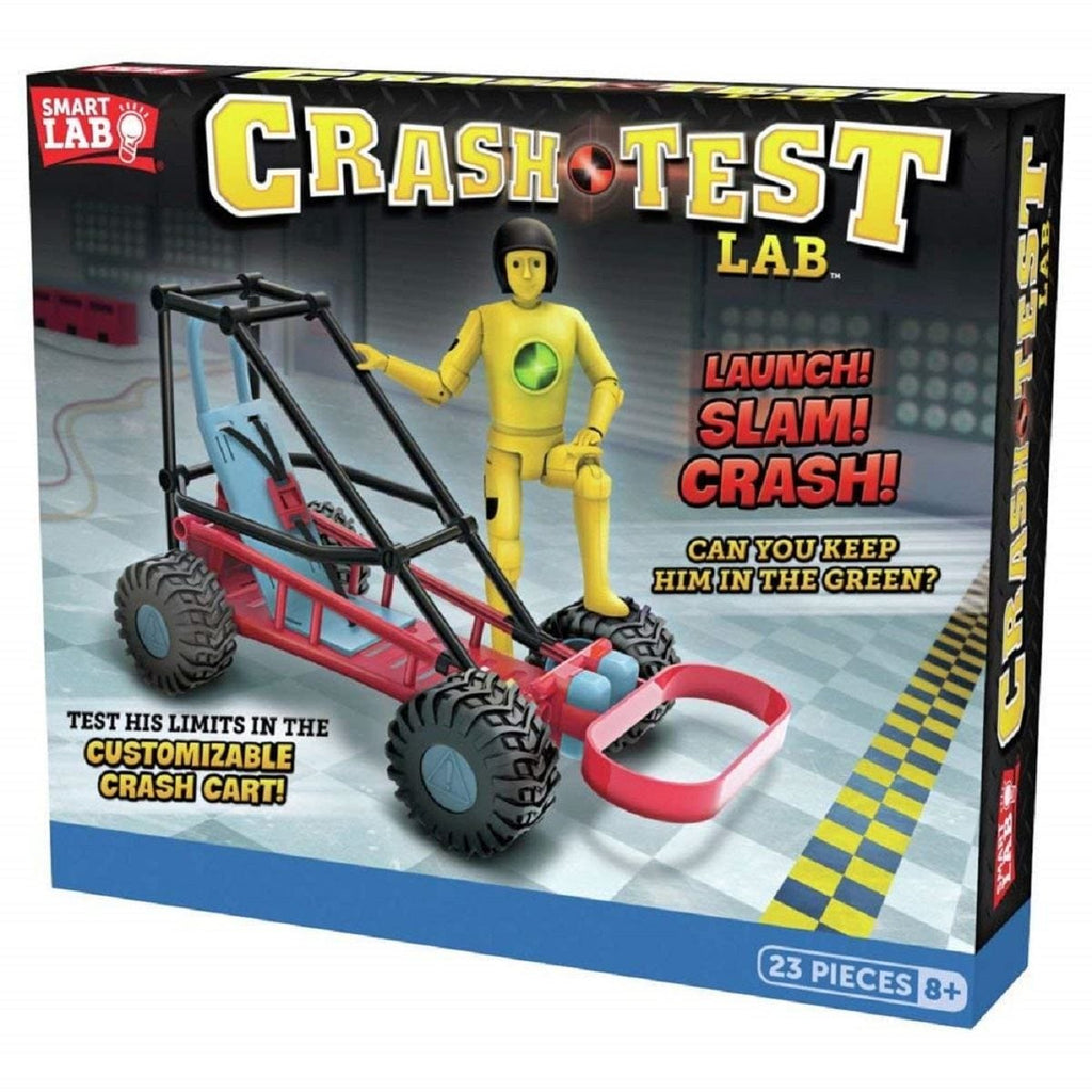 SmartLab Toys Crash-Test Lab, [Product Type] - Daves Deals