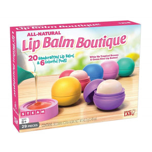 SmartLab Toys All Natural Lip Balm Boutique