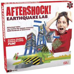 SmartLab Toys Aftershock! Earthquake Lab