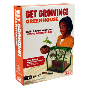 Smart Lab Toys Get Growing! Greenhouse