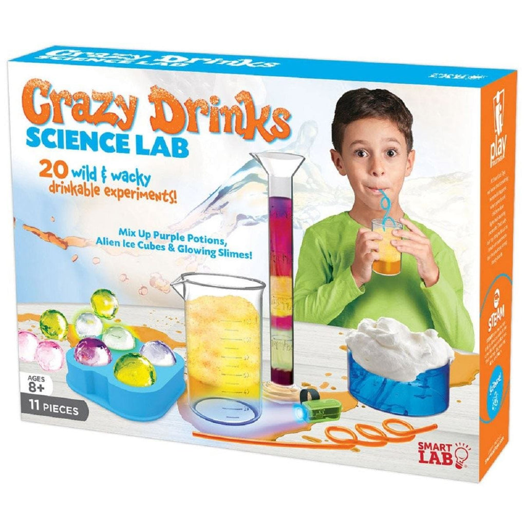 Smart Lab Toys Crazy Drinks Science Lab, [Product Type] - Daves Deals