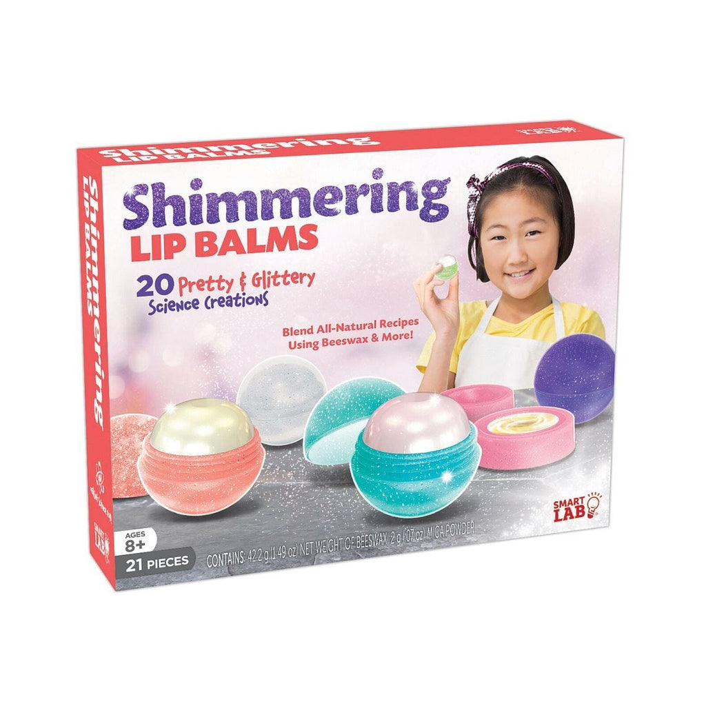 Smart Lab Toys Shimmering Lip Balms, [Product Type] - Daves Deals