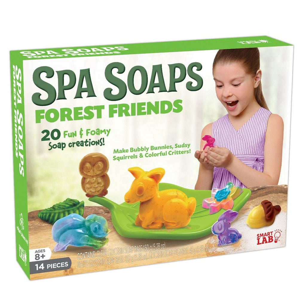Smart Lab Toys Spa Soaps Forest Friends