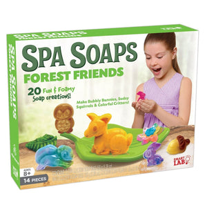 Smart Lab Toys Spa Soaps Forest Friends, [Product Type] - Daves Deals