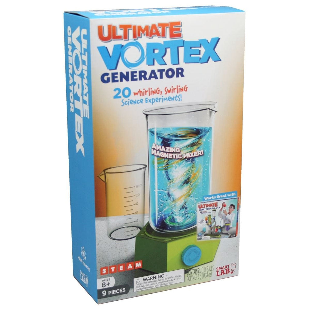 SmartLab Toys Ultimate Vortex Generator, [Product Type] - Daves Deals
