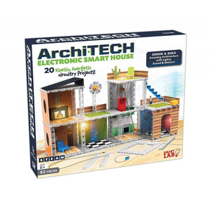 SmartLab Toys Achi-TECH Electronic Smart House