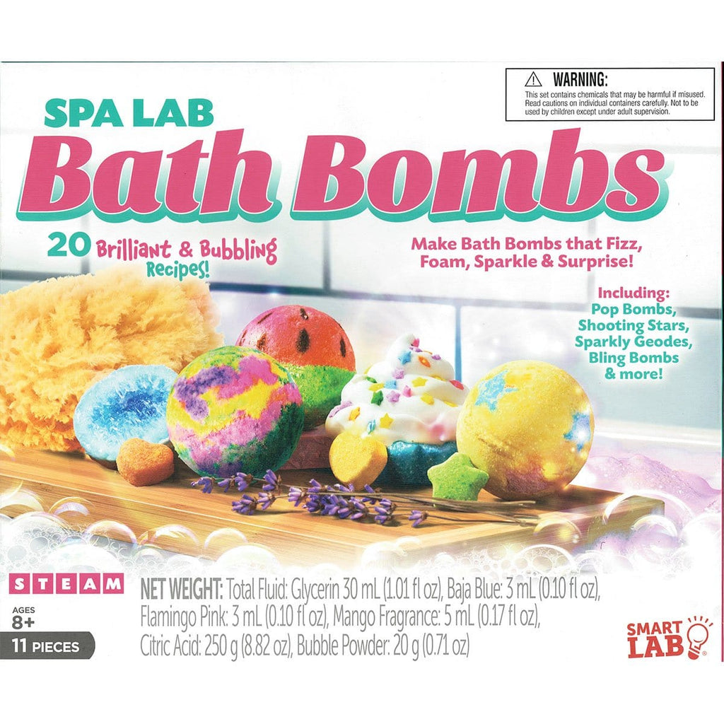 Spa Lab Bath Bombs - Daves Deals