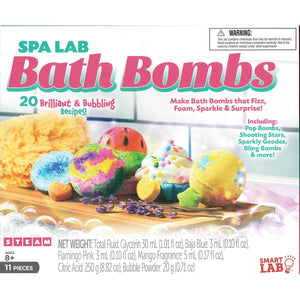 Spa Lab Bath Bombs, [Product Type] - Daves Deals