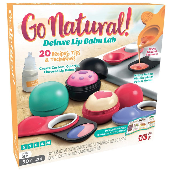 Go Natural Complete Lip Balm Lab