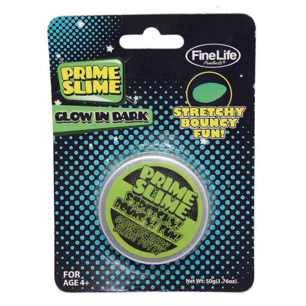 Prime Slime Glow In The Dark, [Product Type] - Daves Deals