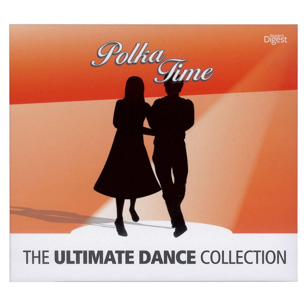 Polka Time - The Ultimate Dance Collection, [Product Type] - Daves Deals