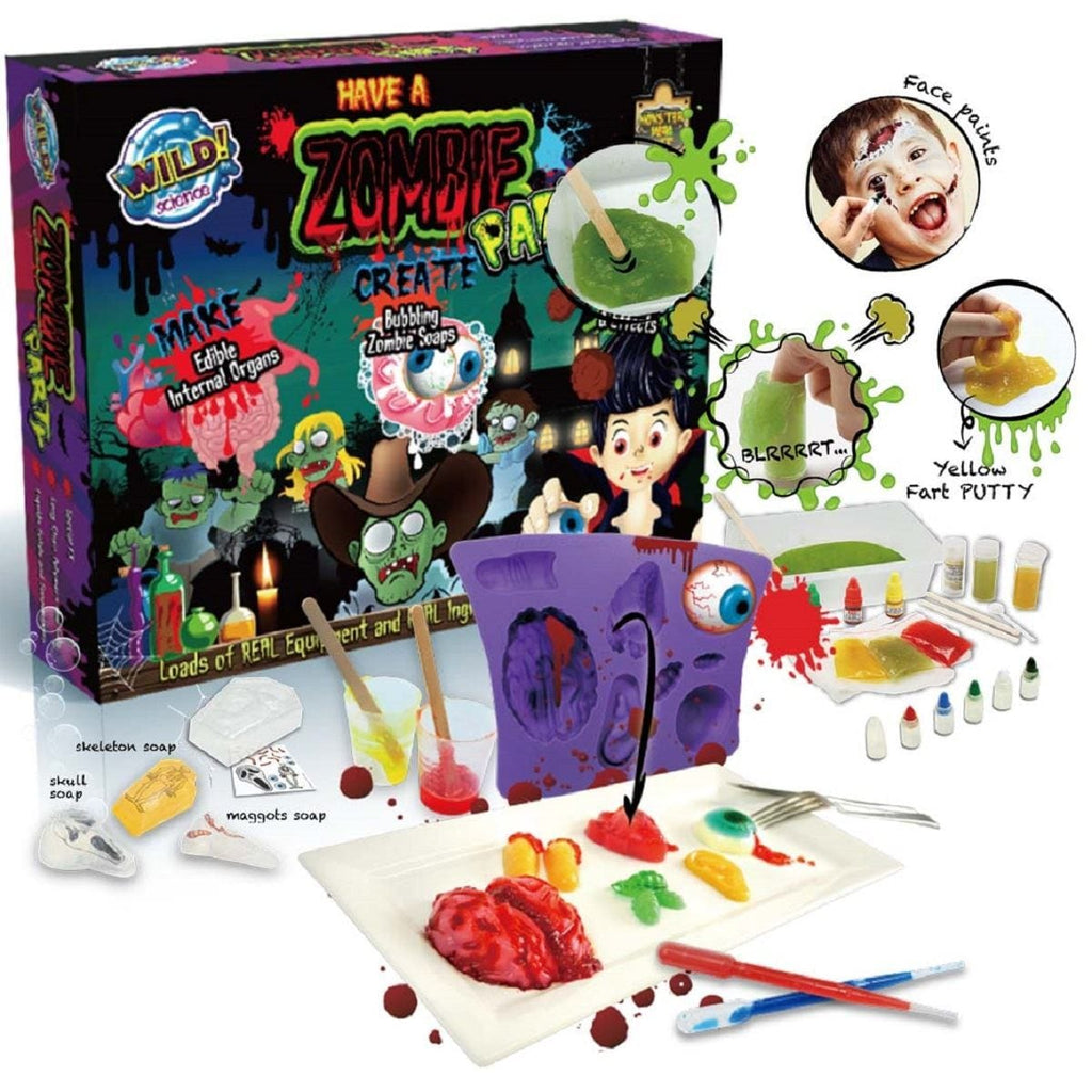 Zombie Party - Daves Deals