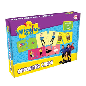 The Wiggles Opposite Cards