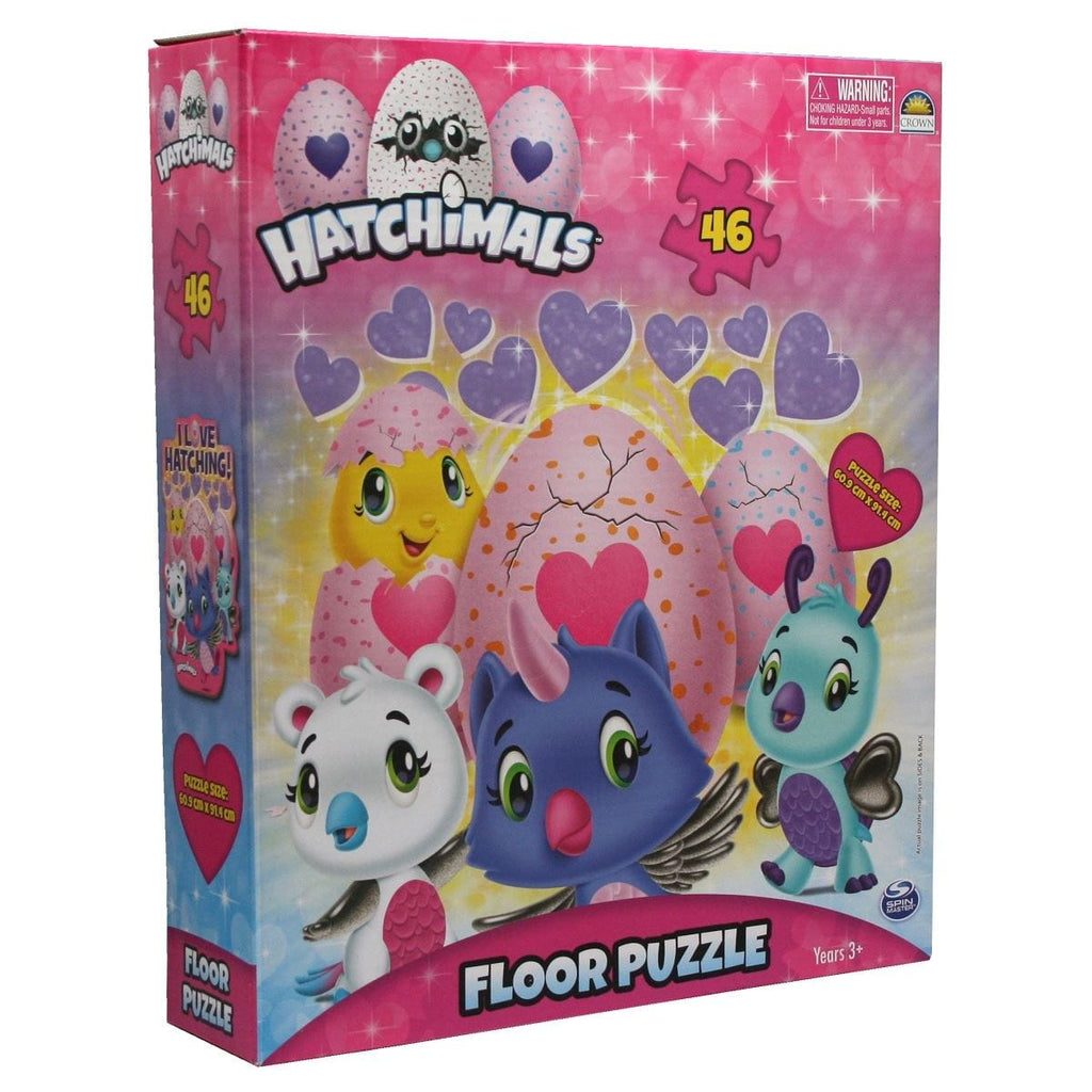 Hatchimals 46 Piece Floor Puzzle