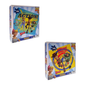 Toy Story 4 Boxed Puzzle 48 Piece - 2 Assorted Designs