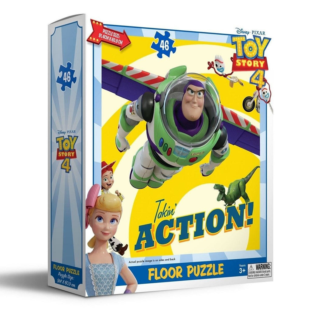 Toy Story 4 Floor Puzzle 46pce