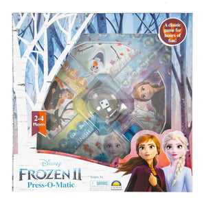 Disney Frozen II Press-O-Matic