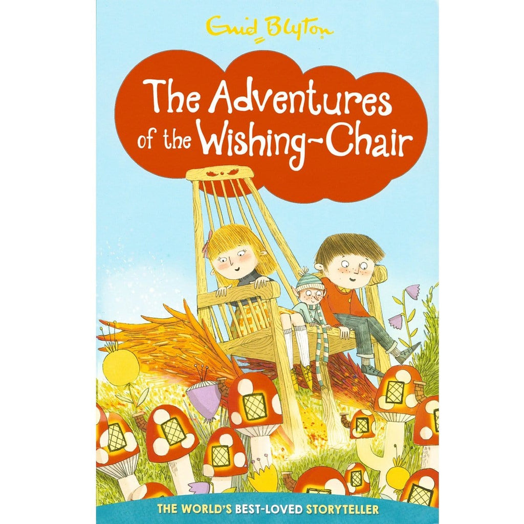 Adventures of the  Wishing Chair, [Product Type] - Daves Deals