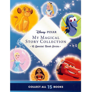 Disney Pixar My Magical Story Collection