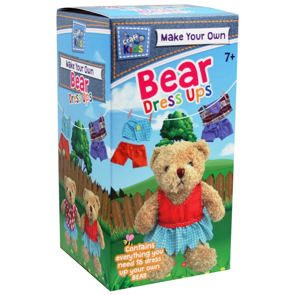 Make Your Own Bear Dress ups, [Product Type] - Daves Deals