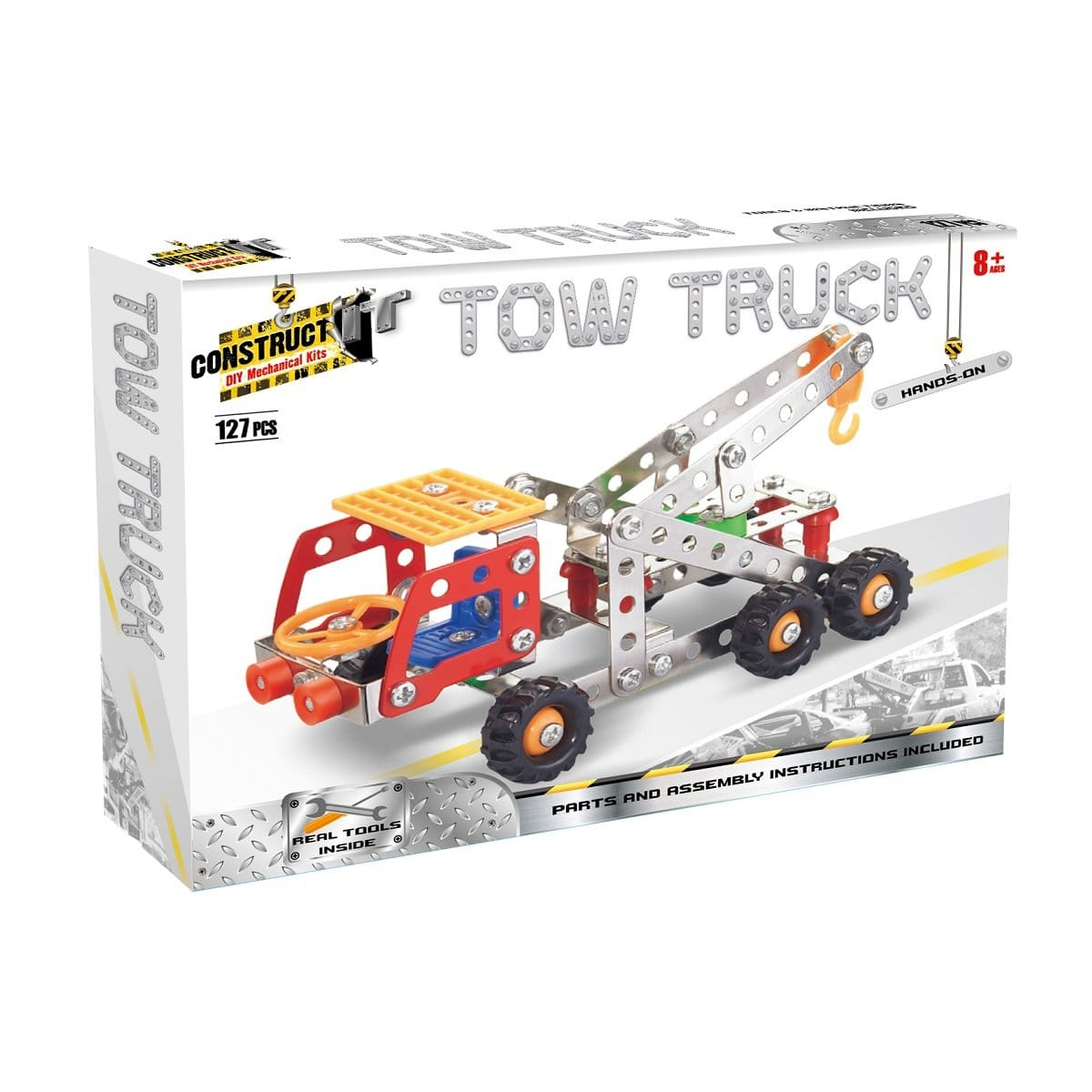 Construct-It! – Tow Truck
