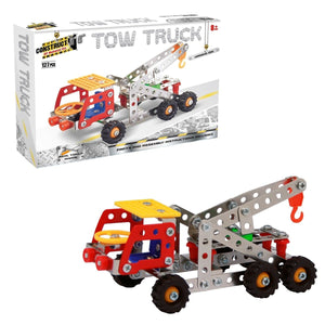 Construct-It! - Tow Truck, [Product Type] - Daves Deals