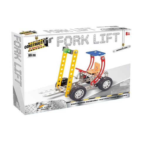 Construct-It! – Fork Lift