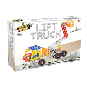 Construct-It! - Lift Truck, [Product Type] - Daves Deals