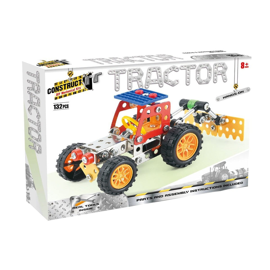 Construct-It! - Tractor, [Product Type] - Daves Deals