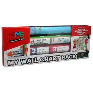 My Wall Chart Pack School Work